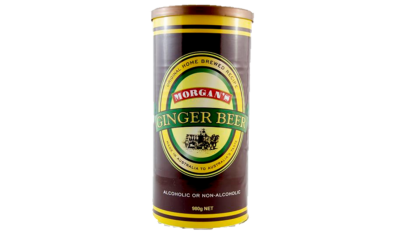 Morgans\'s Ginger Beer
