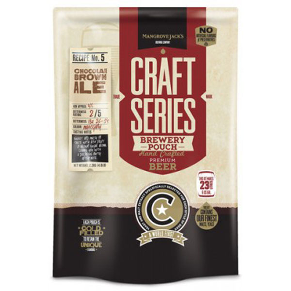 Mangrove Jack's Craft Series - Brewery Pouch