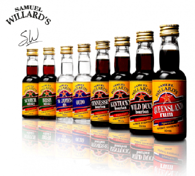Samuel Willards Gold Star Range