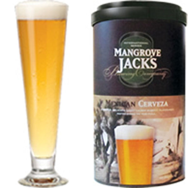 Mangrove Jack's International Range - Mexican Cerveza