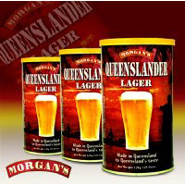 Morgan's Queenslander Range - Lager