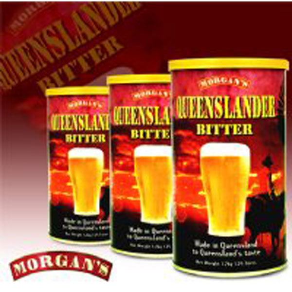 Morgan's Queenslander Range - Bitter