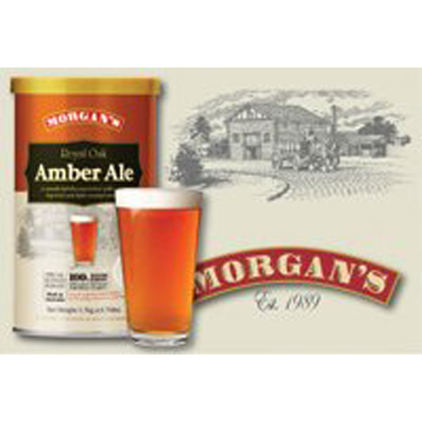 Morgan's Premium Range - Royal Oak Amber Ale
