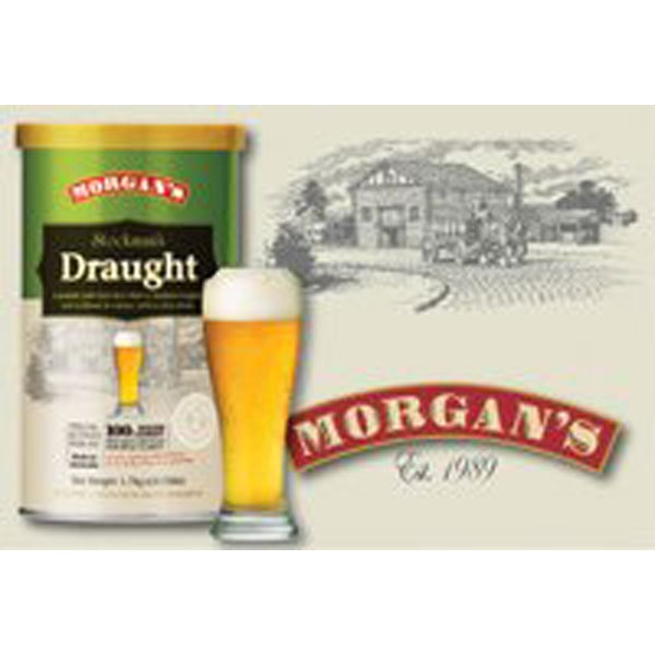 Morgan's Premium Range - Stockman's Draught