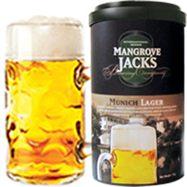 Mangrove Jack's International Range - Munich Lager