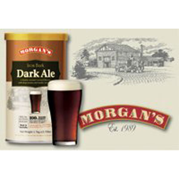 Morgan's Premium Range - Ironbark Dark Ale