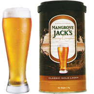 Mangrove Jack's - Classic Gold Lager