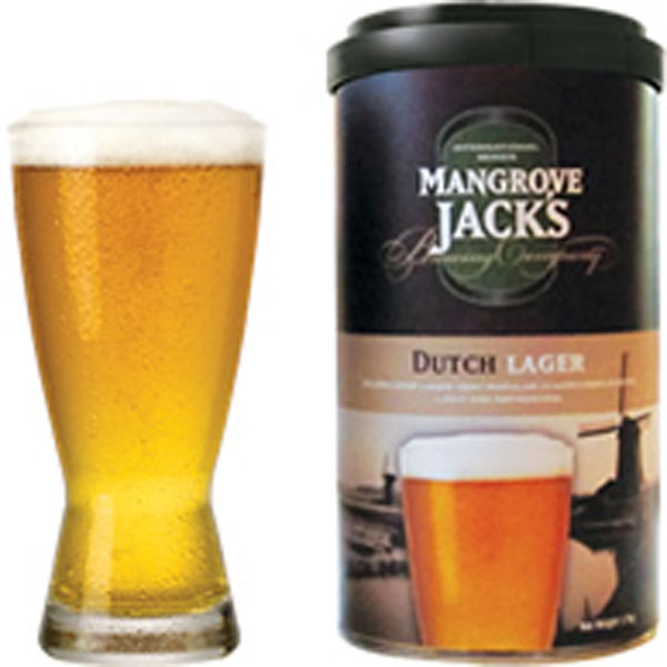 Mangrove Jack's International Range - Dutch Lager