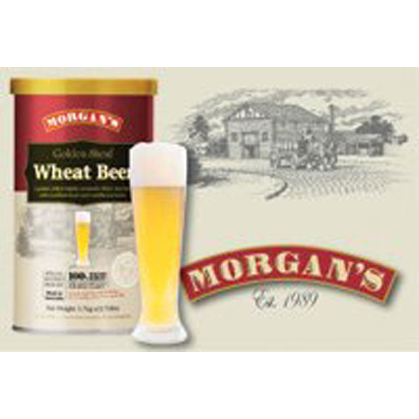 Morgan's Premium Range - Golden Sheaf Wheat Beer