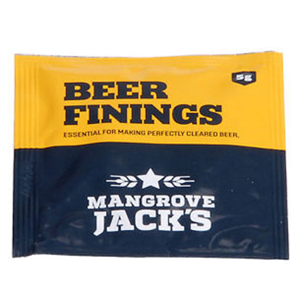 Finings - Beer Clearing Agent