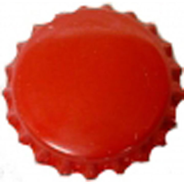 Bottle Caps Red 500