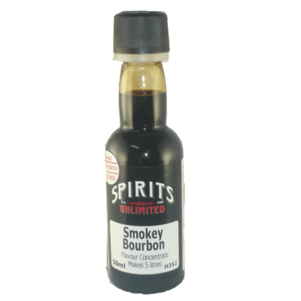 Bourbon Smokey - Spirits Unlimited