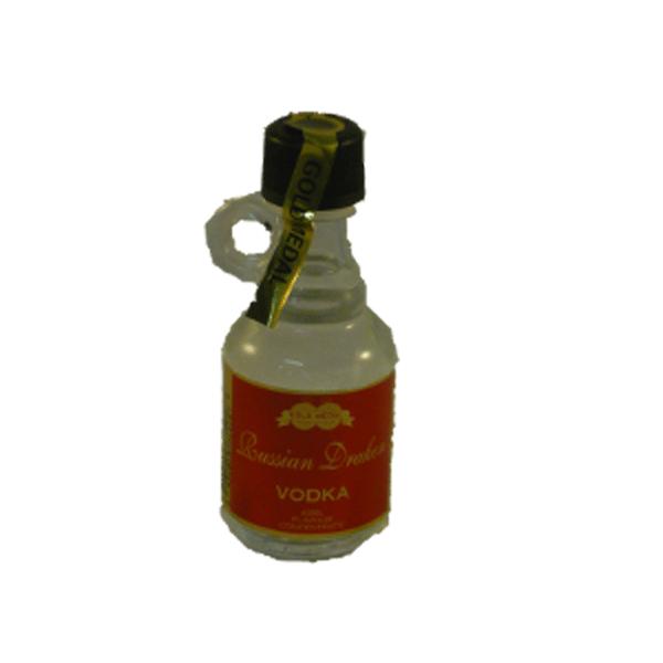 Russian Drakon Vodka (Gold Medal)