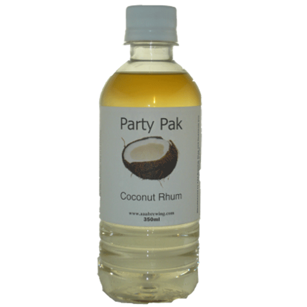 Coconut Rhum - Party Pak