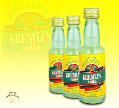 Willards GS Kremlin Vodka