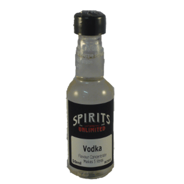 Vodka (Spirits Unlimited)