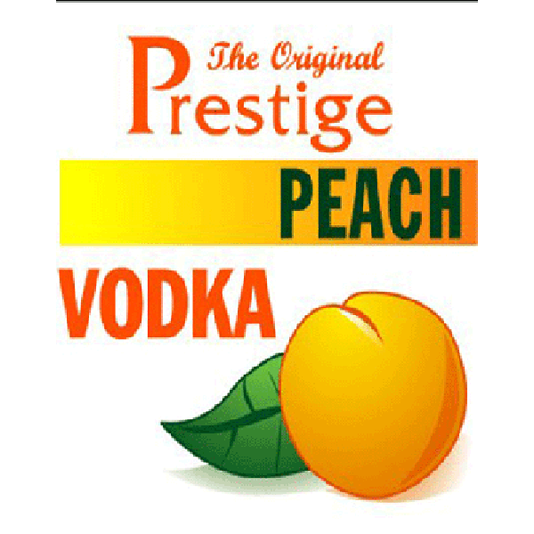 Vodka - Peach (Prestige)