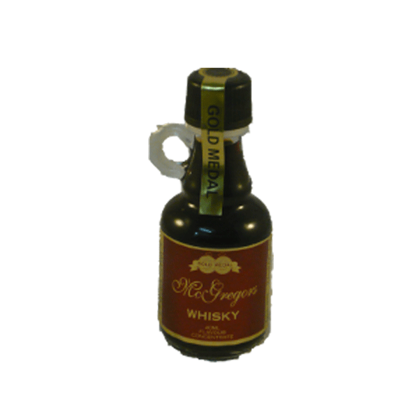 Mc Gregors Whisky (Gold Medal)