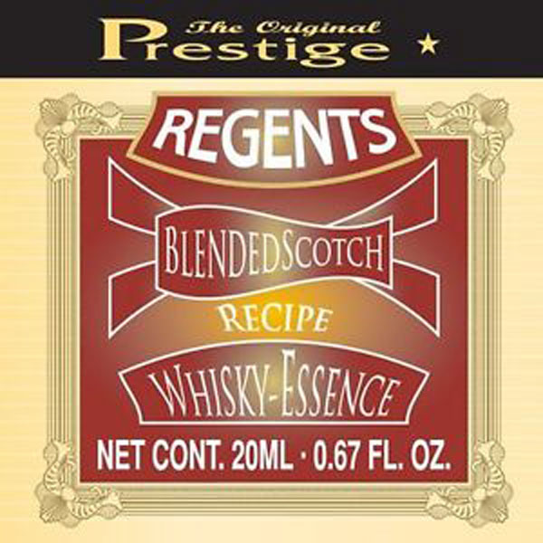 Regents Blended Scotch (Prestige)