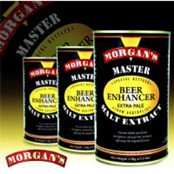Morgan Master Malt - Beer Enhancer