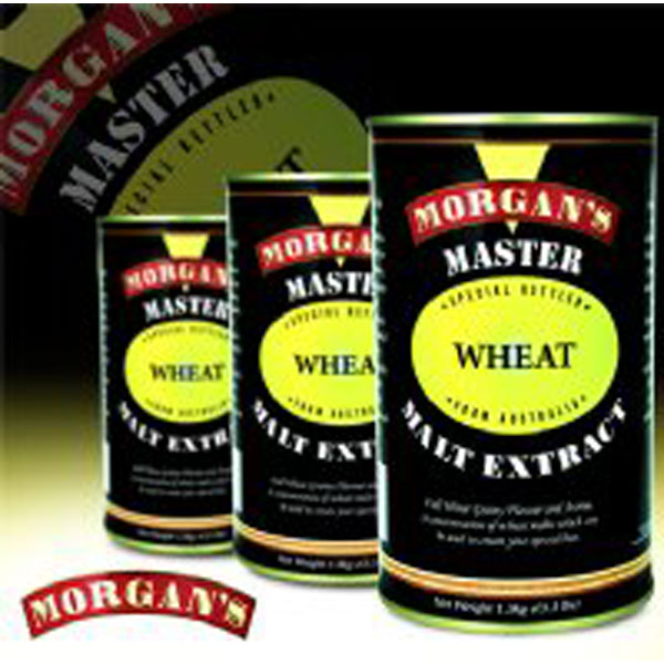 Morgan's Master Malt - Wheat