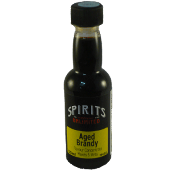 Aged Brandy - Spirits Unlimited