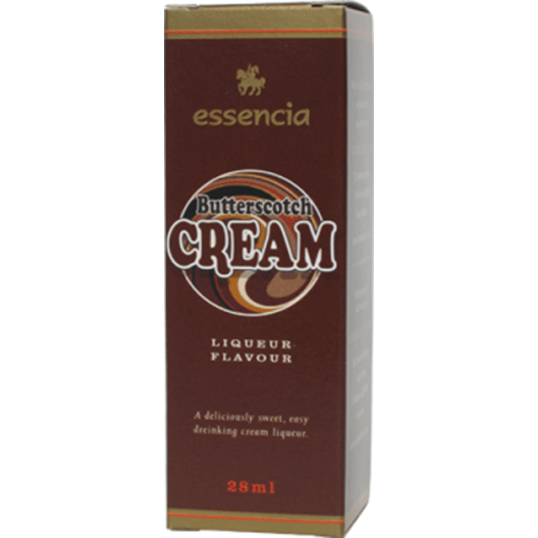 Butterscotch Cream - Essencia