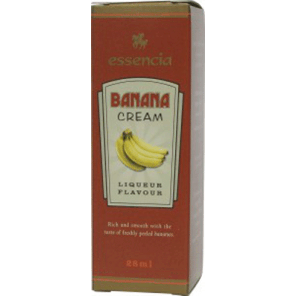 Banana Cream Liqueur - Essencia