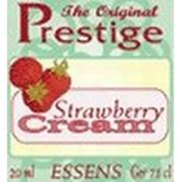 Cream Liqueur - Strawberry (Prestige)