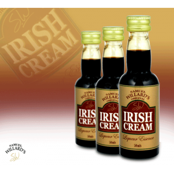 Irish Cream - Samual Willard's 50ml