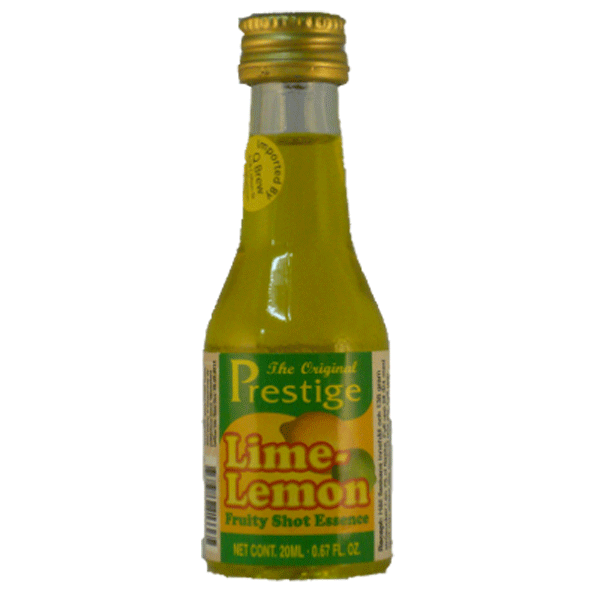 Liqueur - Lime &  Lemon Fruity Shot (Prestige)