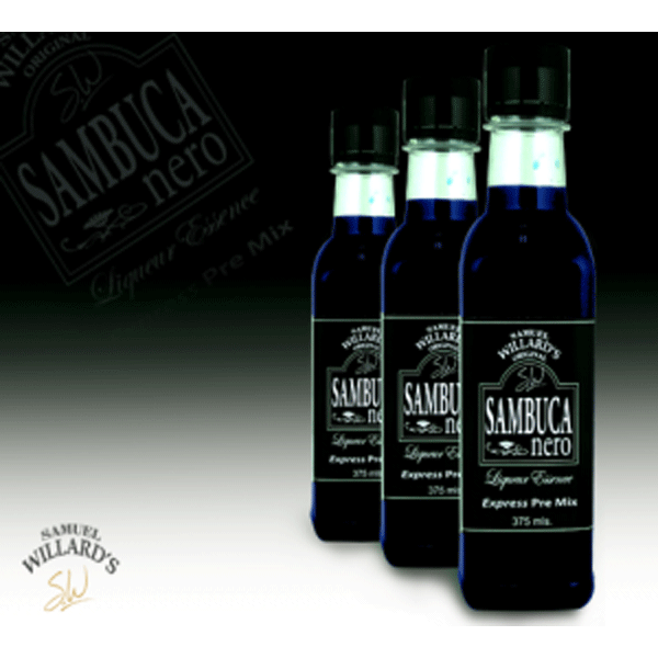 SW Sambuca Nero - Pre Mixed