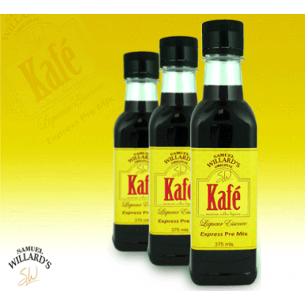 SW Kafe Mexican Coffee Liqueur-  Pre Mixed