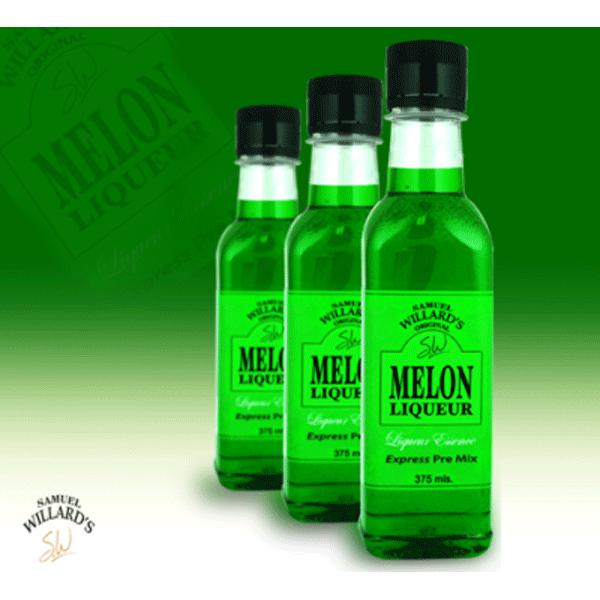 SW Melon Liqueur - Pre Mixed