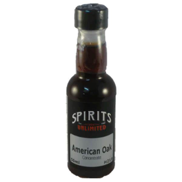 American Oak Concentrate - Spirits Unlimited