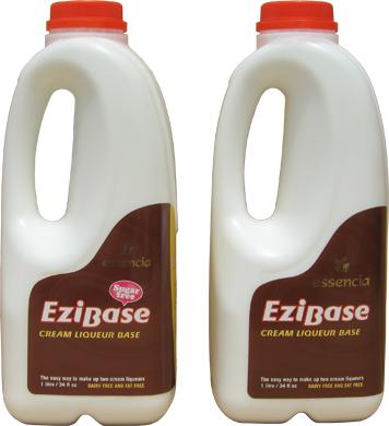 Ezibase Cream SUGAR FREE 1ltr