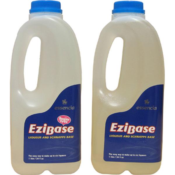 Ezibase Liqueur & Schnapps Base 1ltr
