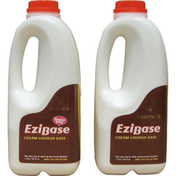 Ezibase Cream 1ltr