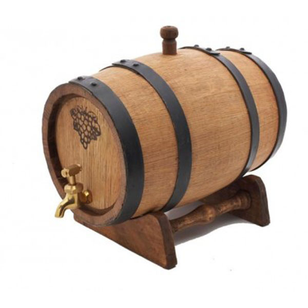 American Oak Barrel 6 Lt