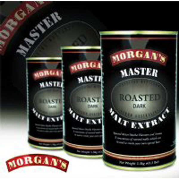 Morgans Master Malt - Roasted Dark Malt