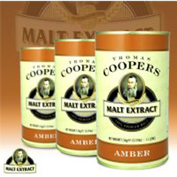 Thomas Coopers Malt Extract - Amber