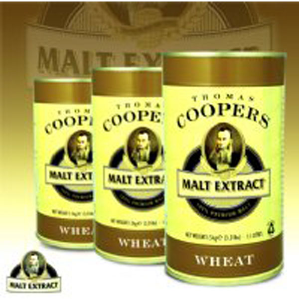 Thomas Coopers Malt Extract - Wheat