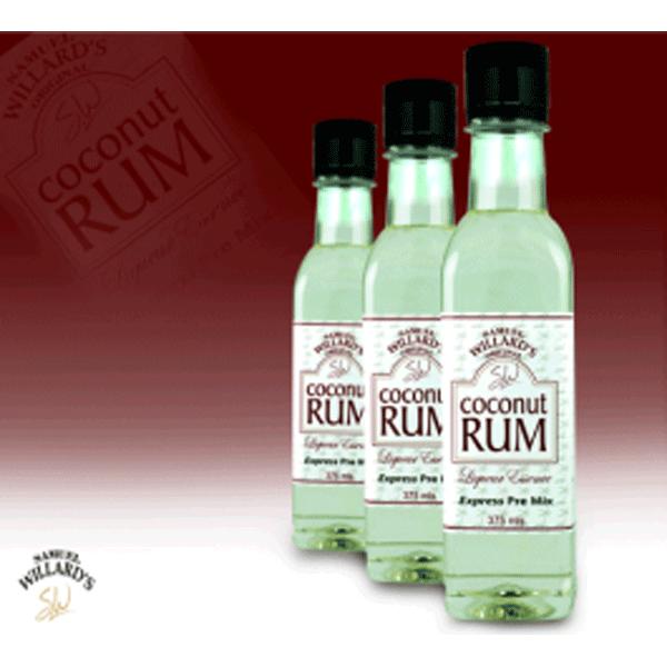 SW Coconut Rum - Pre Mixed