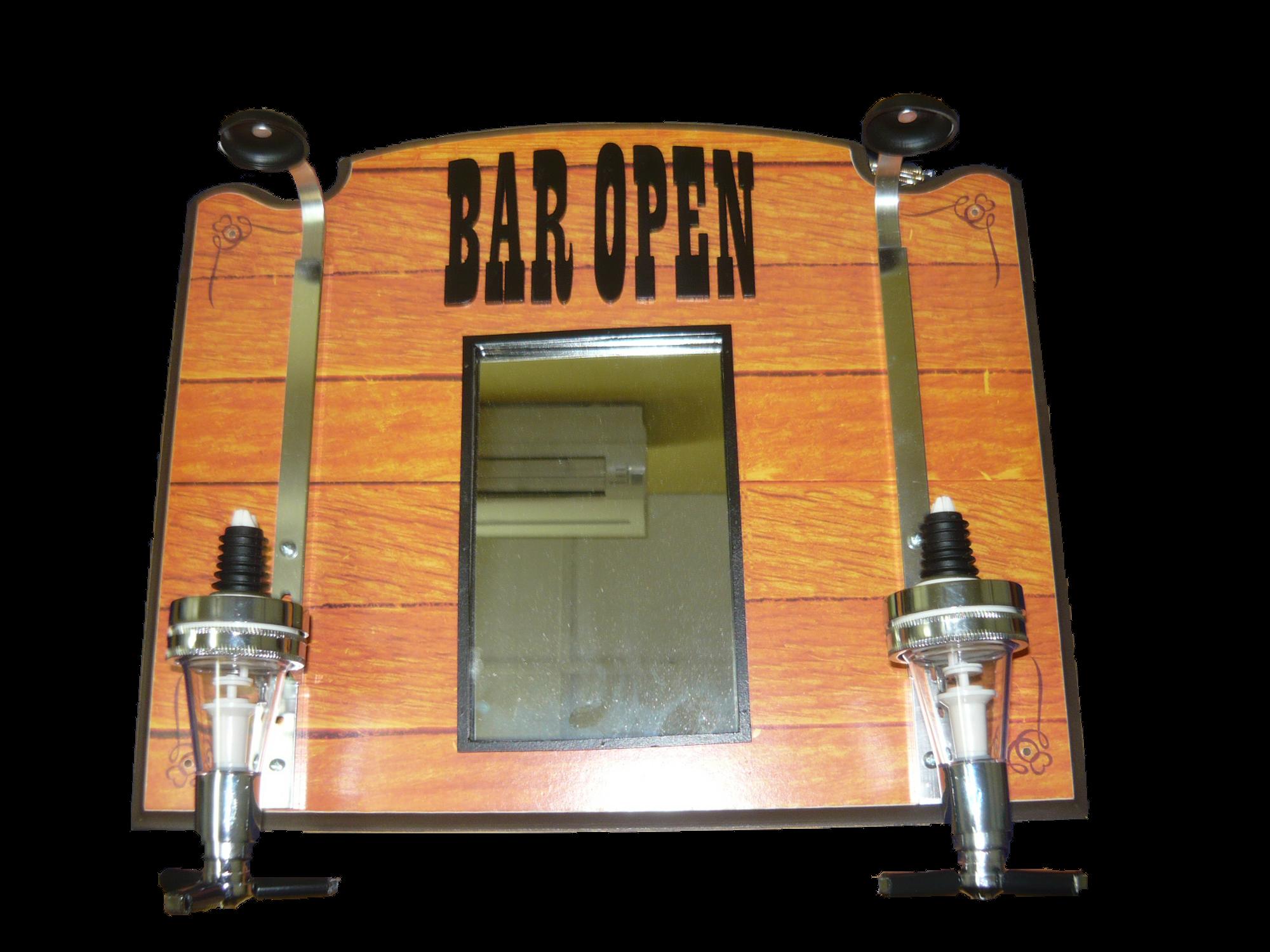 Bar Open - Wall Hanger