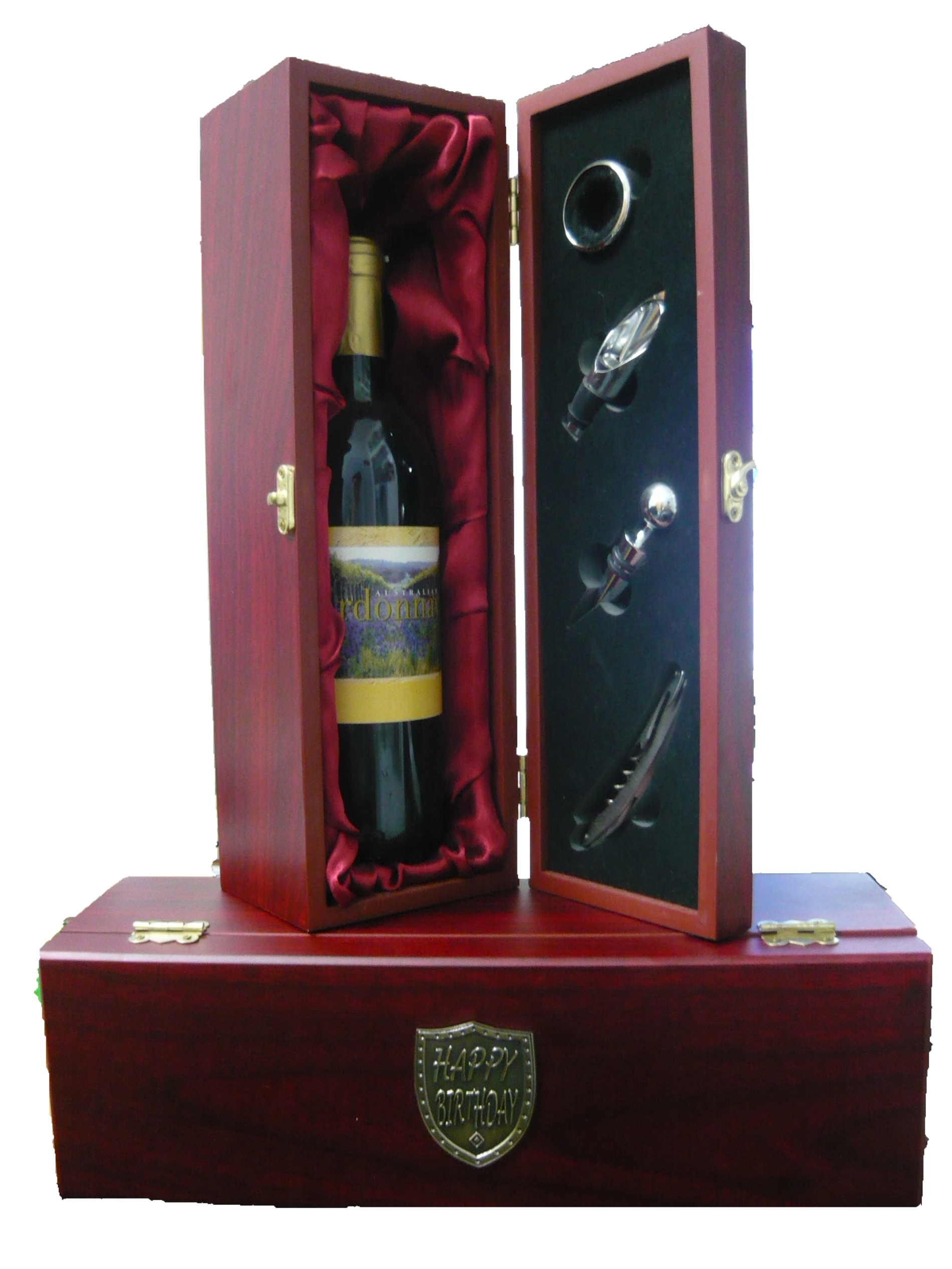 Happy Birthday Wine Gift Set