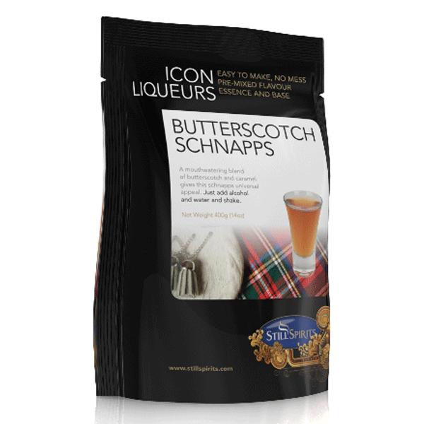 Icon Liqueurs Butterscotch Schnapps