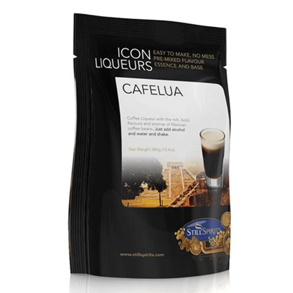 Icon Liqueurs Cafelua