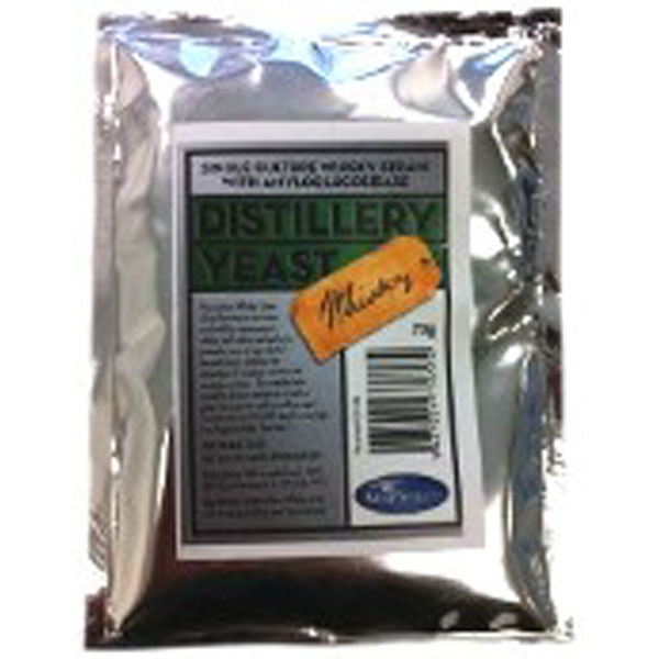 Distiller's Yeast - Whisky