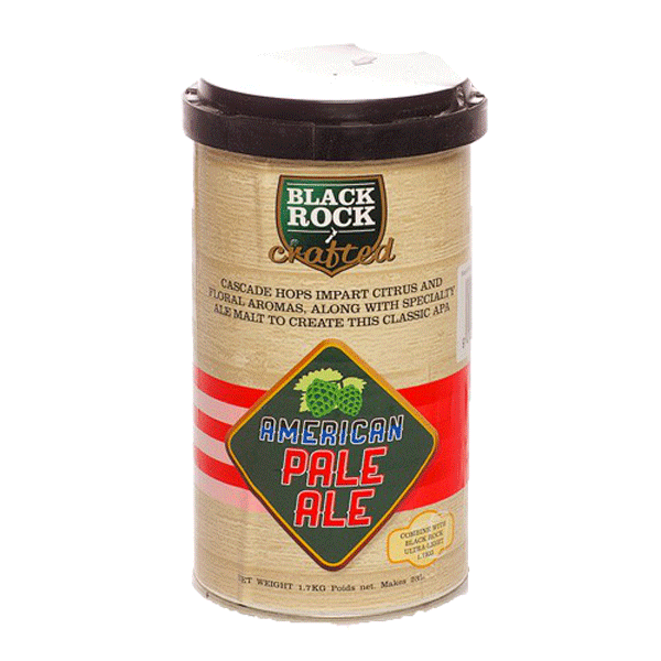 Black Rock - American Pale Ale