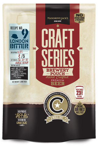 Mangrove Jack's Craft Series - London Bitter
